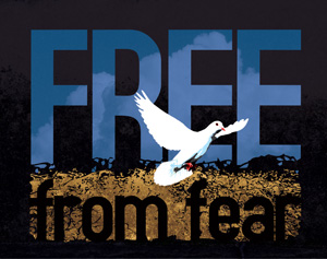 Politics of Fear and Religious Approach to Free from Fear