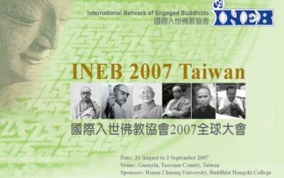 INEB Conference 2007 in Taiwan