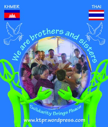 KHMER & THAI PEOPLE RECONCILIATION