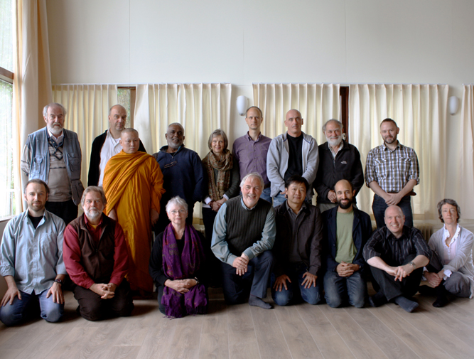 Letter from Cadzand on Socially Engaged Buddhism