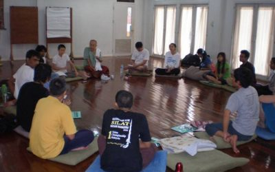 The Socially Engaged Buddhist (SEB) Training Course Report