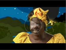 """I will be a hummingbird"" – Wangari Maathai"