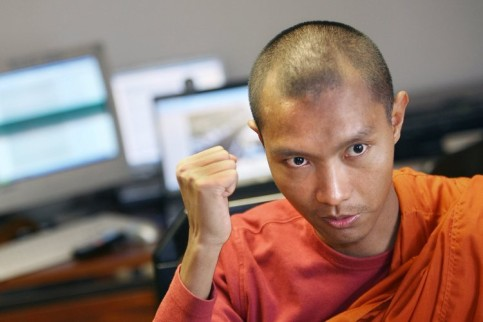 We call on all monks, people of Burma and people outside of Burma to join Ashin Sopaka
