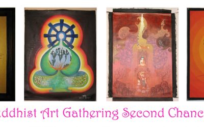 here's a second chance to purchase it! Buddhist Art Exhibition Gala NYC 2011?