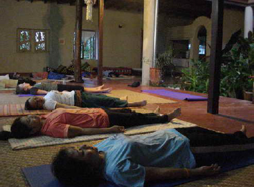 Yoga Retreat : rest, relaxation, reflection, rejuvenation