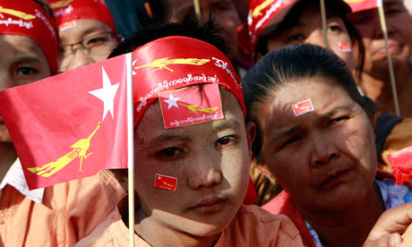 THE CHANGING FACE OF OPPRESSION IN BURMA