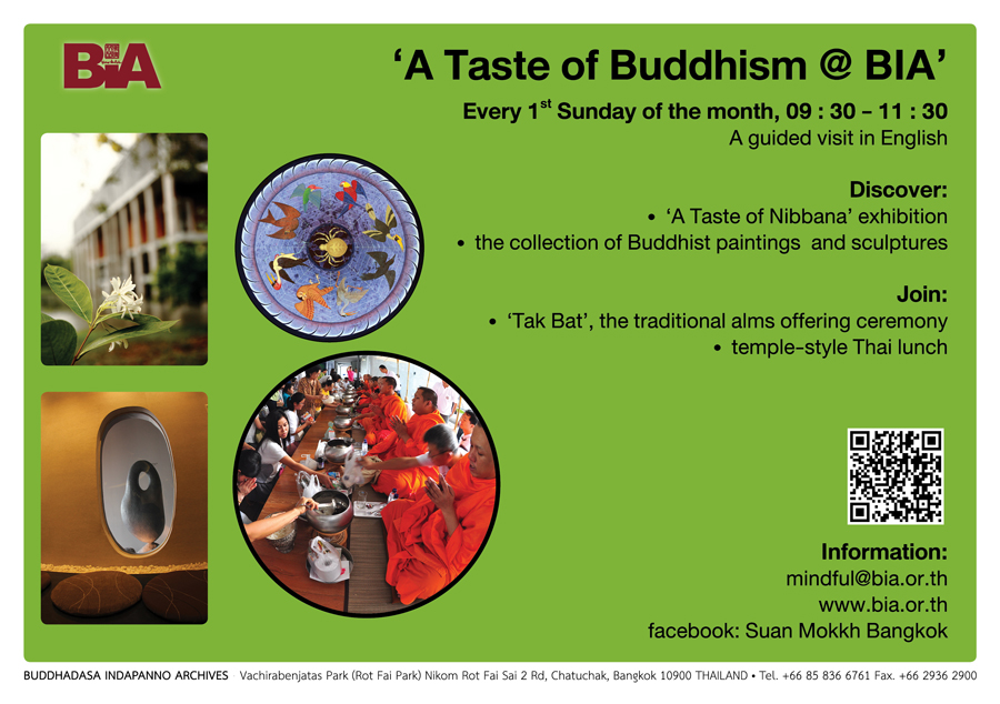 20120829_A Taste of Buddhism Miniposter