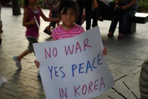 Statement for Peace on the Korean Peninsula from  The International Buddhist Community