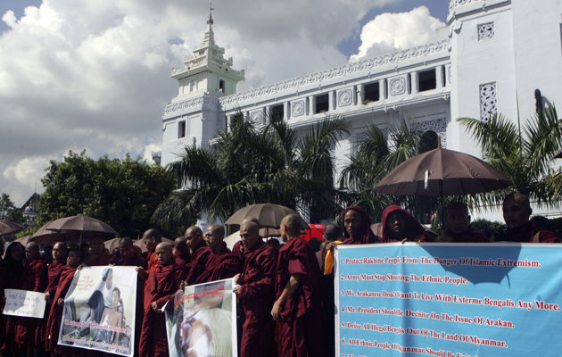 Violence in the name of Buddhism: Myanmar's Spreading Sectarian Violence