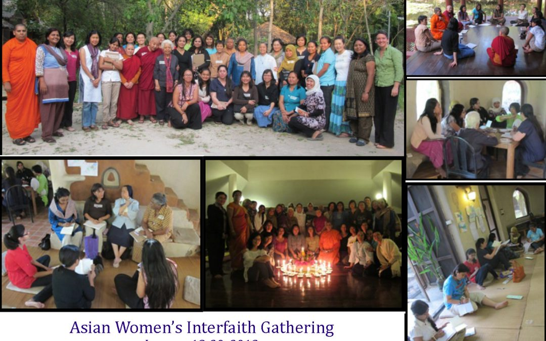 Asian Women's Interfaith Gathering