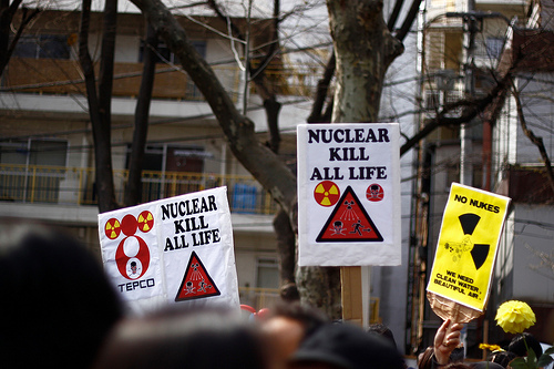 JOINT STATEMENT ABANDON NUCLEAR POWER