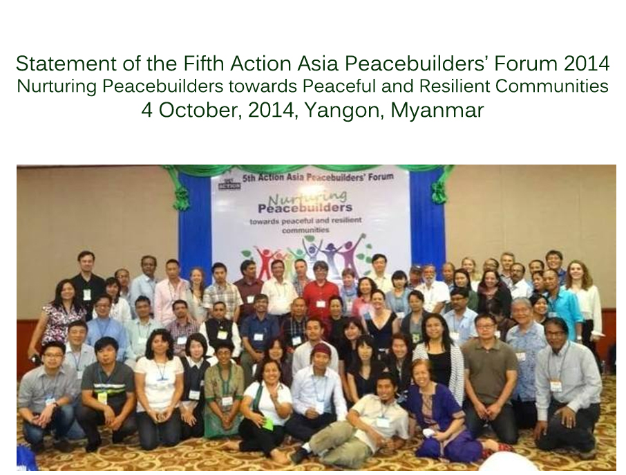 Statement_AAPF2014