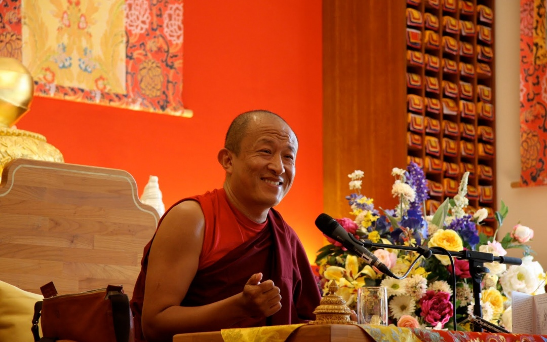 Modern Education and the Future of Buddhism: An Interview with Dzongsar Khyentse Rinpoche