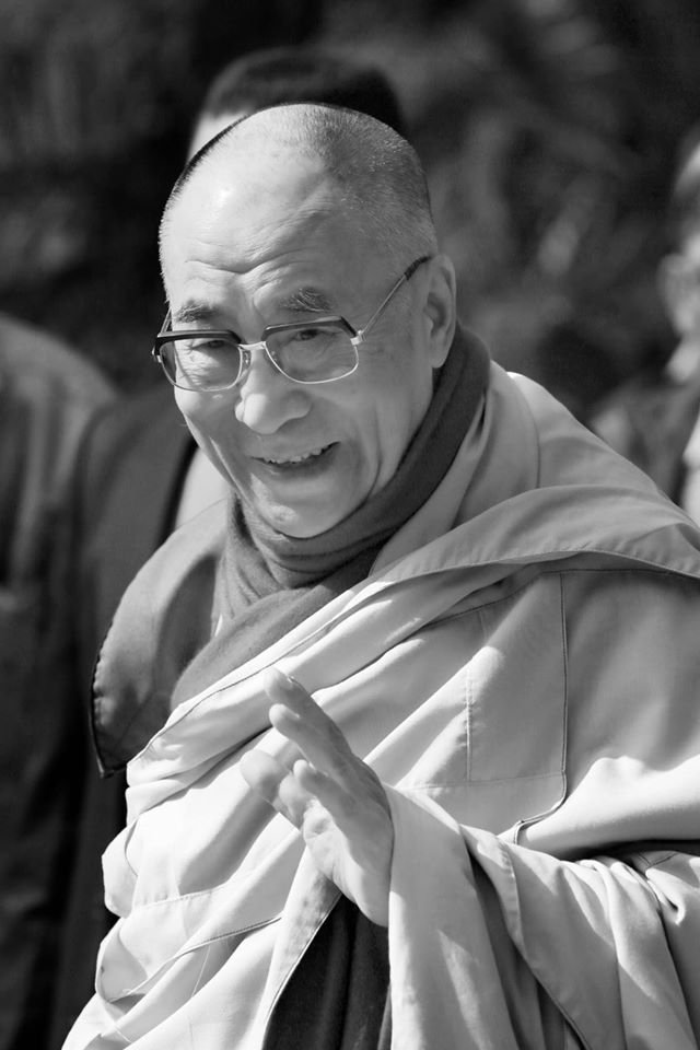 80 dalai lama photo