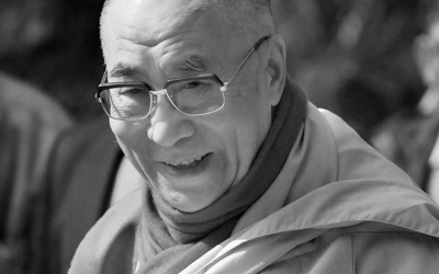 Greeting letter on 80th Birthday of His Holiness the 14th Dalai Lama