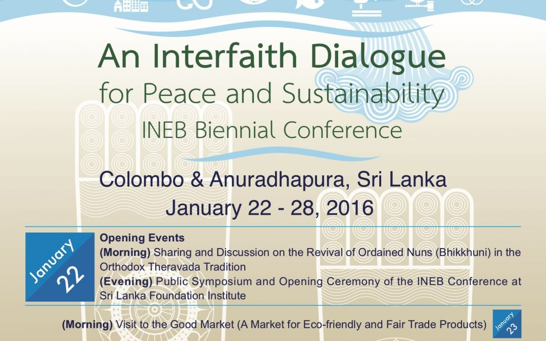INEB Biennial Conference 2016