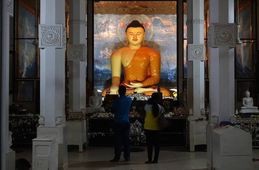 Measures to protect Buddhism emerge as charter draft is unveiled