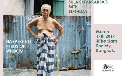 Sulak Sivaraksa's 84th Birthday