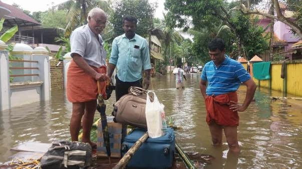 Kerala Floods – Relief and Rehabilitation