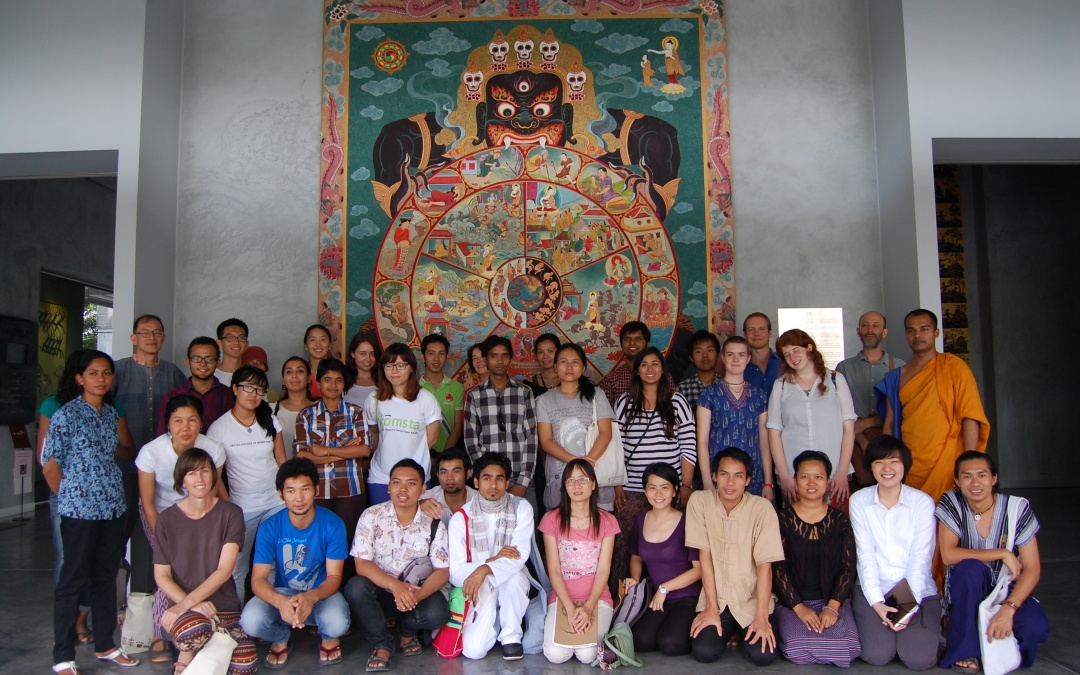 Young Boddhisattva Training : For Spiritual Resurgence and Social Transformation