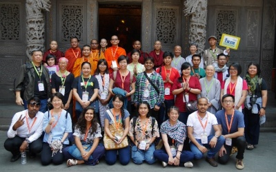 Report: International Young Bodhisattva Training: for Spiritual Resurgence and Social Transformation