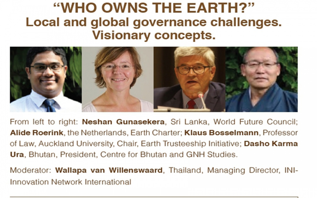 Earth Trusteeship Forum