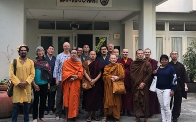 Walking the Path Together: International Roundtable on Buddhist Psychology, Psycho-Spiritual Counseling, and Chaplaincy Training
