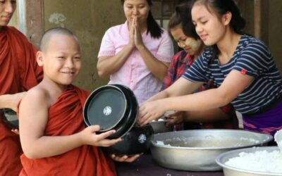 Engaged Buddhism: JTS Korea, INEB Distribute US$50,000 in COVID-19 Crisis Relief