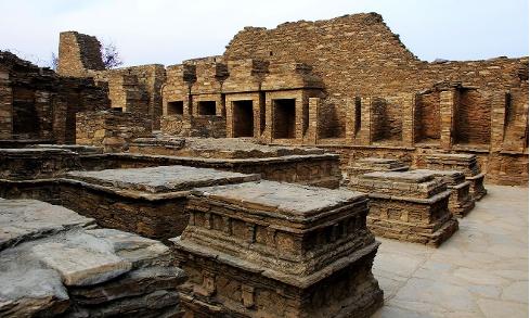 Buddhist Heritage of Gandhara, Pakistan